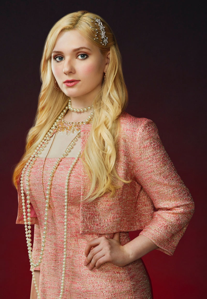 Abigail Breslin as Chanel #5 in Scream Queens