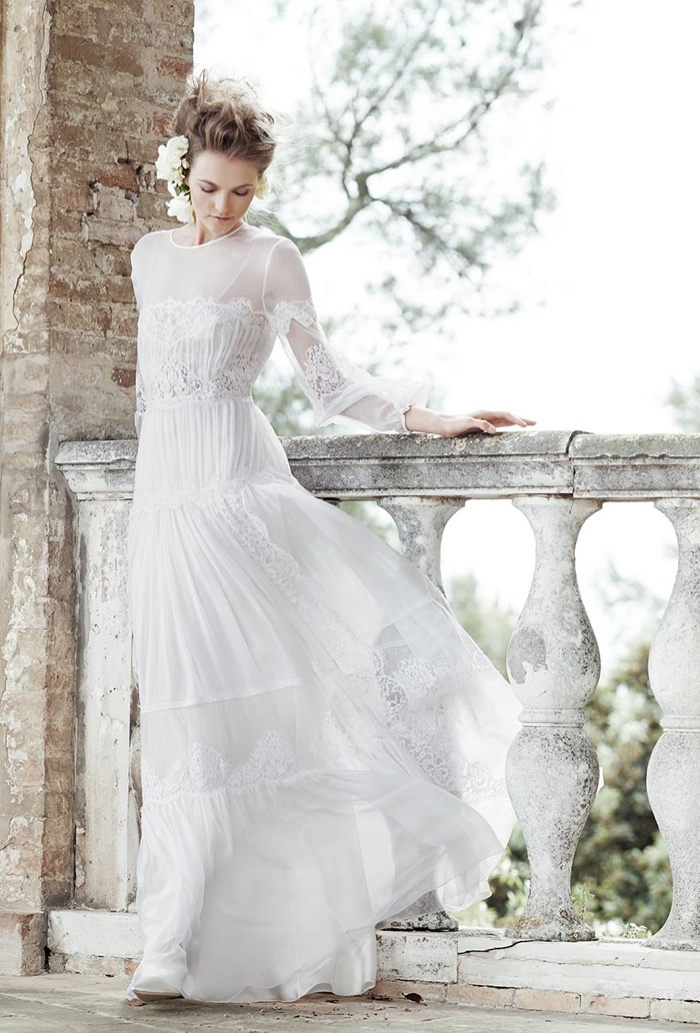 See Alberta Ferretti S Gorgeous 2016 Bridal Collection 1 2
