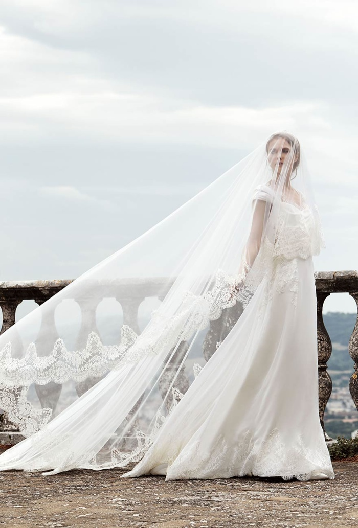 See Alberta Ferretti's Gorgeous 2016 Bridal Collection