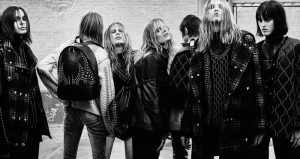 Alexander Wang Gets Gothic with His Fall 2015 Ads
