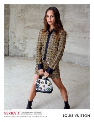 Louis Vuitton Launches Fall 2015 Ads Lensed by Bruce Weber + Juergen Teller