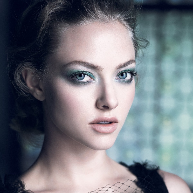 Amanda Seyfried for Clé de Peau Beauty