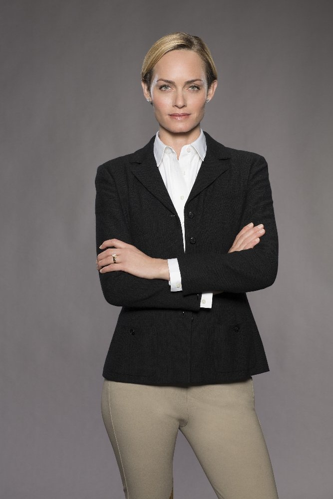 Amber Valletta as Carla Briggs for 'Blood and Oil'. Photo: ABC