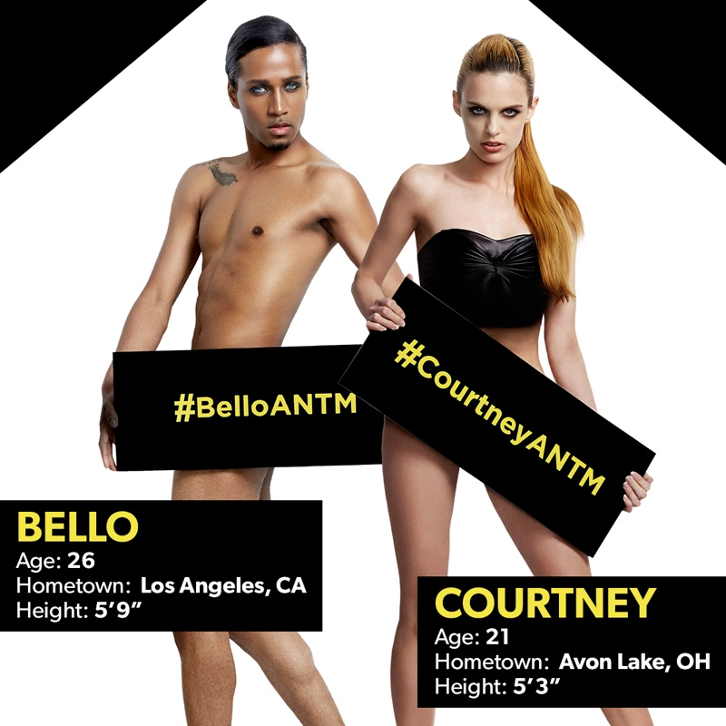 Tyra Banks Antm: Here's The Cast Of 'America's Next Top Model' Cycle 22