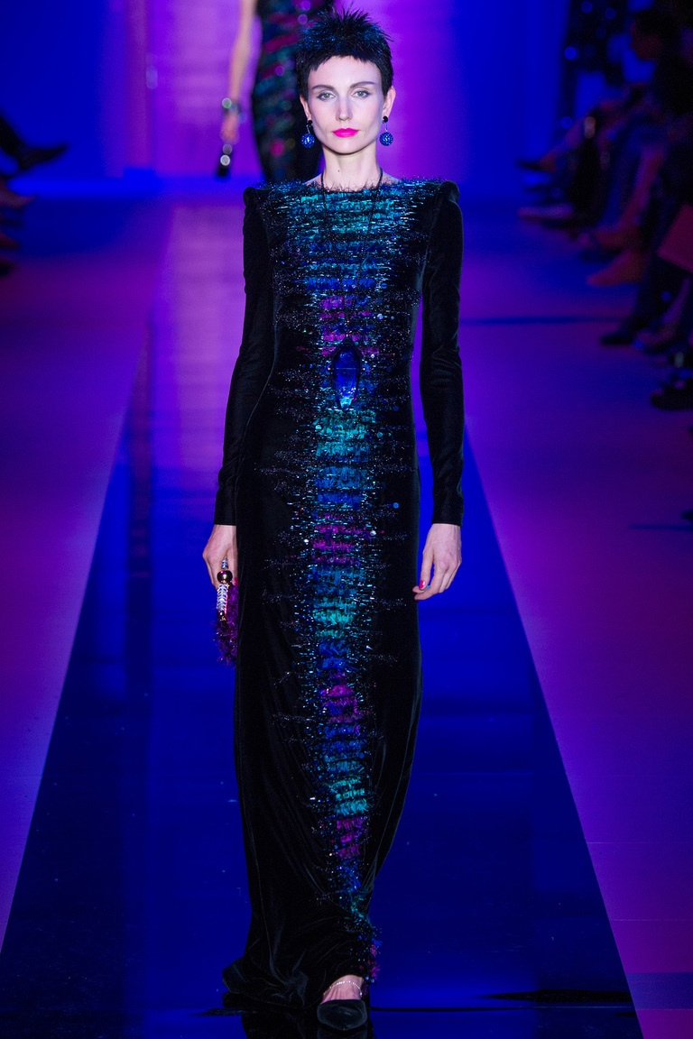 Armani prive 2015 fall haute couture for Haute couture 2015