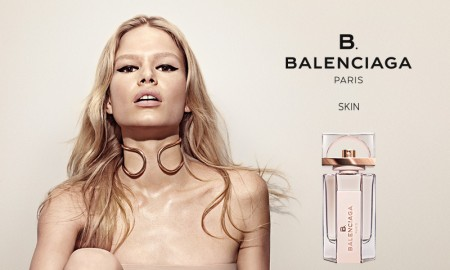 Balenciaga B. Skin Fragrance Advertisement