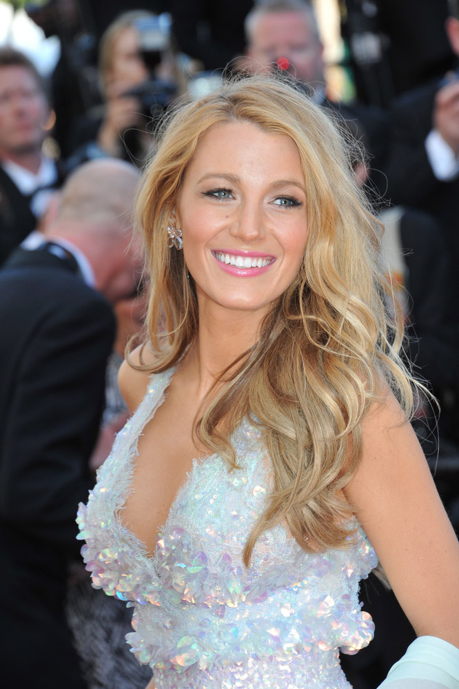 Blake Lively S Natural Hair