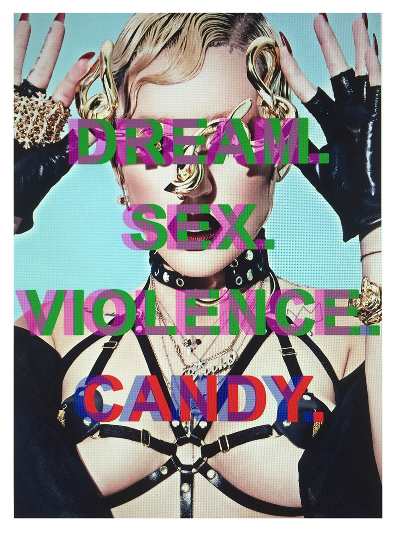Brooke Candy is a Pop Vixen in Nylon Singapore by An Le