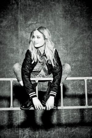Exclusive: Camilla Christensen on Starring in G-Star RAW's Fall 2015 Campaign