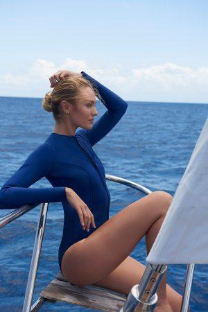 Candice Swanepoel Named Biotherm Ambassador