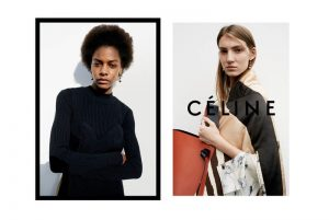 Celine Taps New Faces for Fall 2015 Campaign