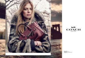 Coach Embraces Cool Outerwear for Fall 2015 Campaign