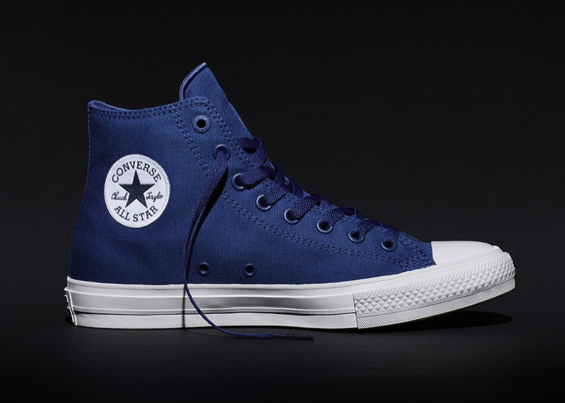 Converse's Chuck Taylors Get an Update for the First Time in Nearly 100 Years