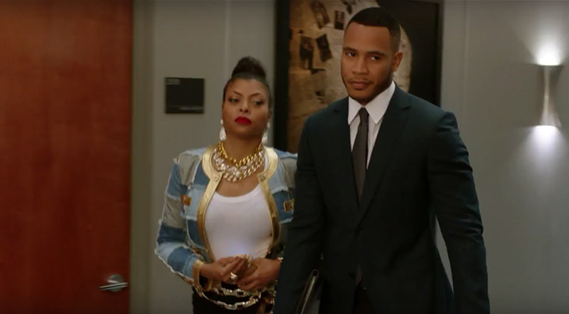 'Empire' Season 2 Teaser Features Taraji P Henson in Moschino