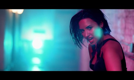 Demi Lovato in 'Cool for the Summer' video