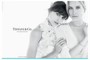 Doutzen Kroes & the Hemingway Sisters Star in Tiffany & Co. Fall '15 Ads