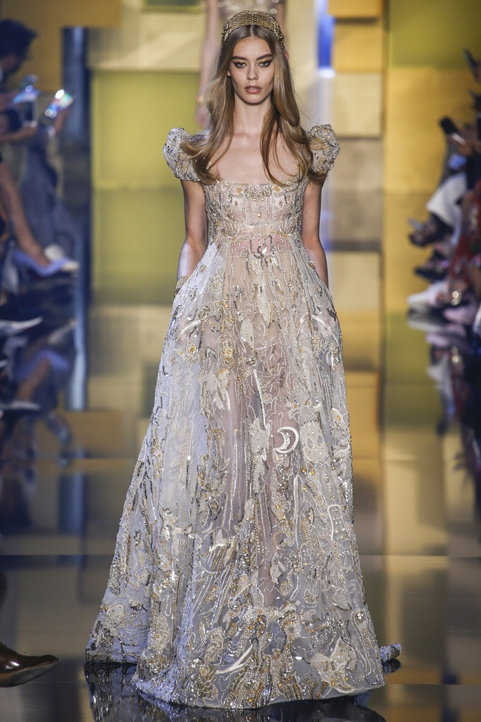 Elie saab fall 2015 haute couture for Hout couture