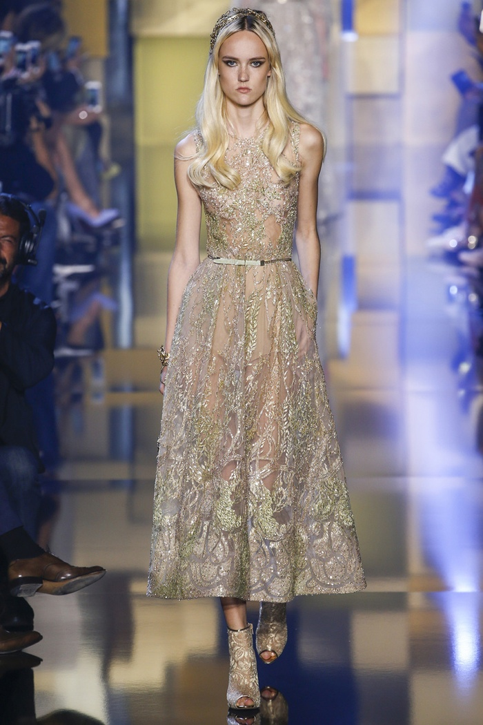 Elie Saab Fall 2015 Haute Couture