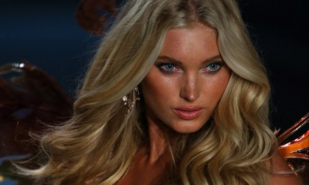 Elsa Hosk at 2014 Victoria's Secret Fashion Show. Photo: FashionStock / Shutterstock.com