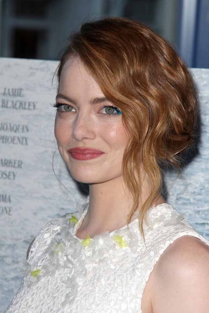 Emma Stone at the Irrational Man Los Angeles premiere
