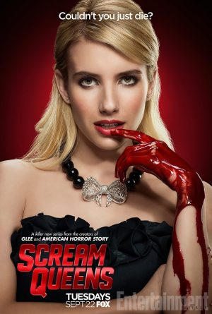 Emma Roberts, Keke Palmer Are Bloody Beautiful in New 'Scream Queens' Posters