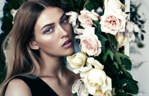 Exclusive: Linnea Grondahl in 'Blossom Beauty' by Sam Bisso