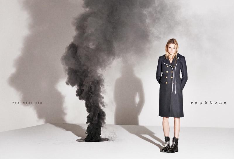 Gabriella Wilde Takes on New York in rag & bone's Fall 2015 Campaign