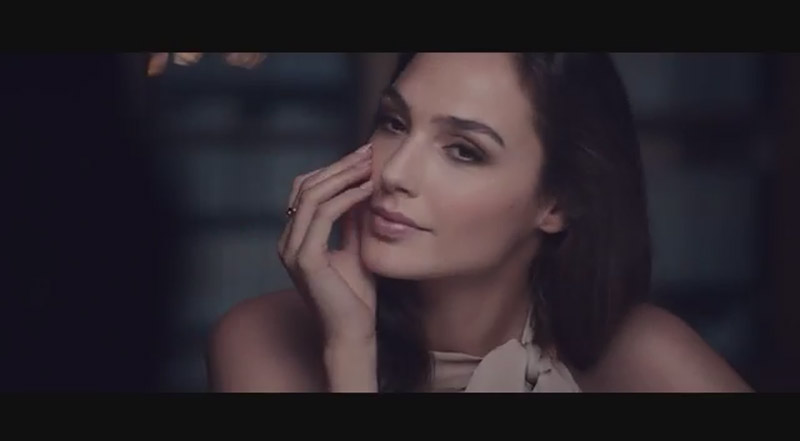 Gal Gadot Seduces for Gucci 'Bamboo' Fragrance Film