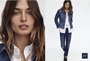 Gap Enlists 5 Top Models for its Fall 2015 Campaign