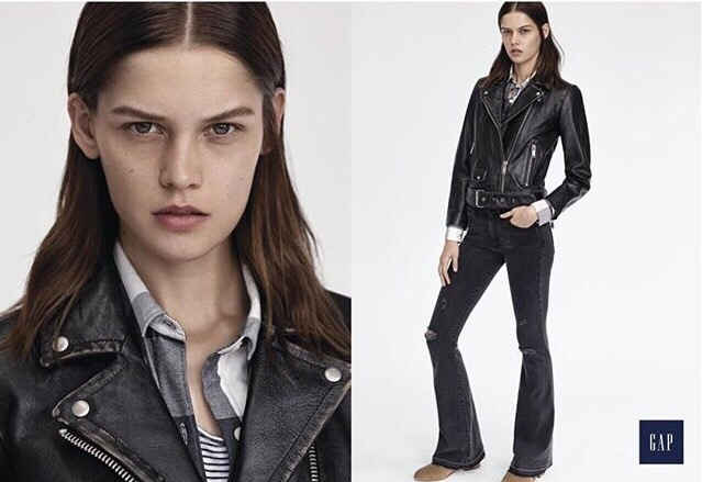 Gap Enlists 5 Top Models for its Fall 2015 Campaign