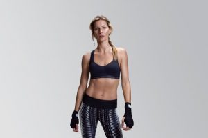 Gisele Bundchen is in Peak Form for Under Armour Campaign