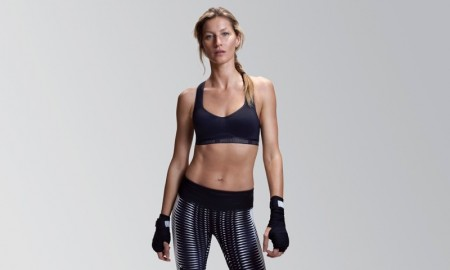 Gisele Bundchen for Under Armour