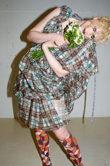 Gwendoline Christie Fronts Vivienne Westwood's Fall ' 15 Ads