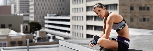H&M Sport Provides Some Workout Inspiration with Fall '15 Campaign