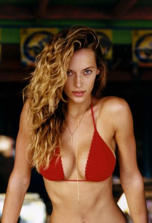Hannah Ferguson Has a Sexy Summer in Galore Feature