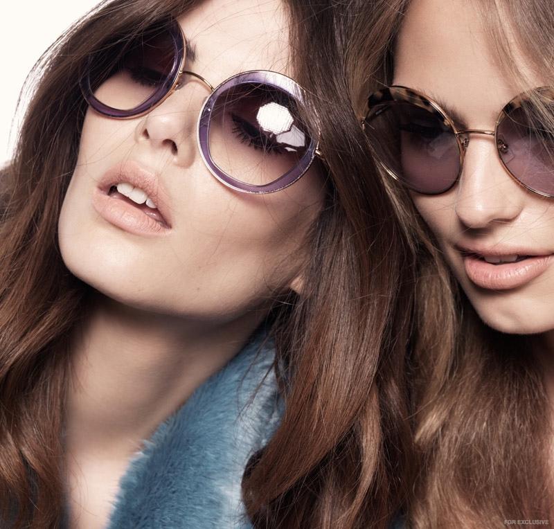 Miu Miu Eyewear Campaign 2017