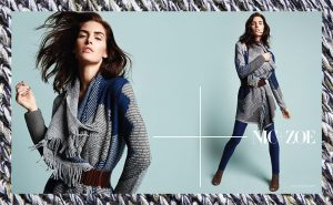 Hilary Rhoda Stars in NIC+ZOE's Fall 2015 Campaign (Exclusive)