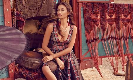 Irina Shayk for Bebe