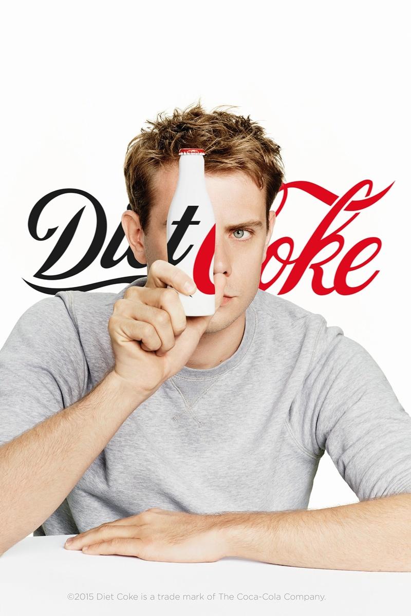 JW Anderson Designs Diet Coke Bottle