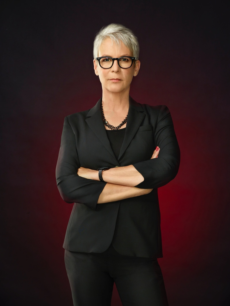 Jamie Lee Curtis as Dean Cathy Munsch in Scream Queens