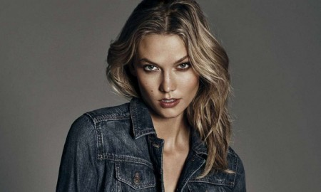 Karlie Kloss for Express Jeans