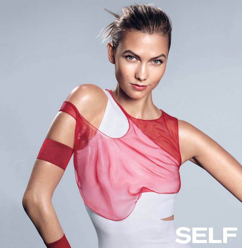 "Karlie Kloss Stars in Self: ""I Have a Career Because I Can Move"""