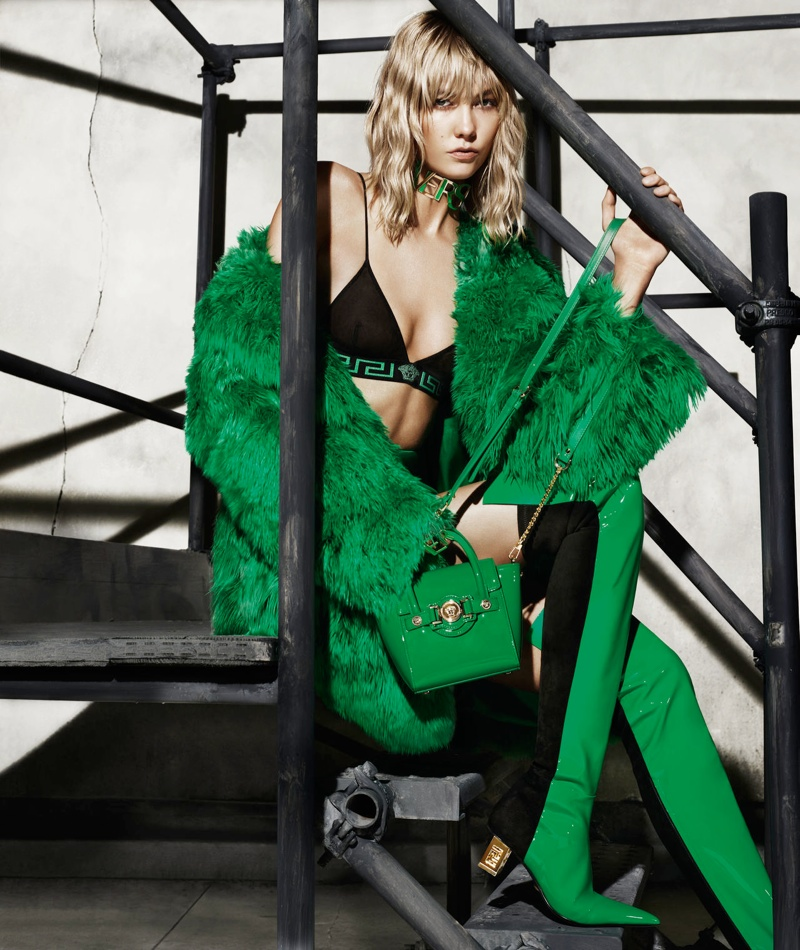 See All the Photos From Versace's Fall 2015 Campaign