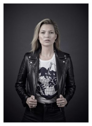 Kate Moss, Sienna Miller + More Stars Pose in Save the Arctic T-Shirt