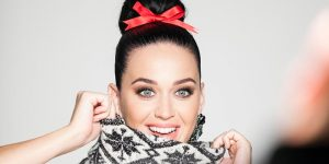 H&M Banks on Katy Perry for Holiday Season