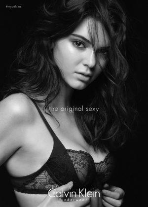 Kendall Jenner Leads Calvin Klein 'Original Sexy' Underwear Ads