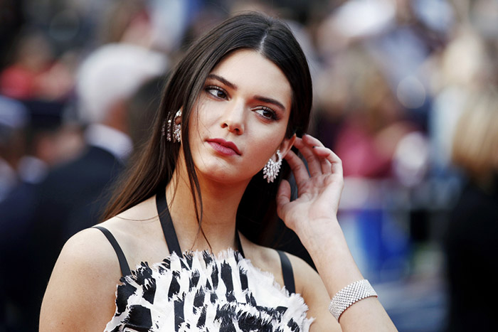 Kendall Jenner. Photo: Andrea Raffin / Shutterstock.com