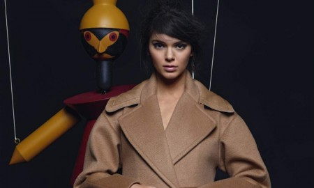Kendall Jenner for Fendi fall-winter 2015 campaign