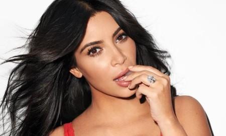 Kim Kardashian stars in Rolling Stone