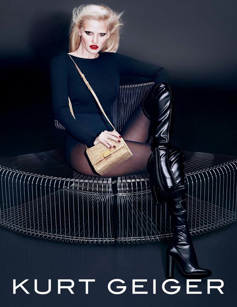To acquire Stone lara kurt geiger fall ad campaign picture trends